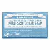 Dr. Bronner's Soap Baby-Mild (Unscented) 140g