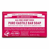 Dr. Bronner's Soap Rose 140g