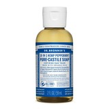 Dr. Bronner's Liquid Soap Peppermint 59ml