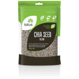 Lotus Chia Seed Blend 350g (Black and White)