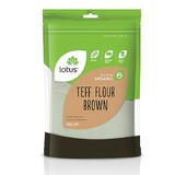 Lotus Organic Brown Teff Flour 500g