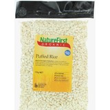 Nature First Organic Puffed Rice 125g