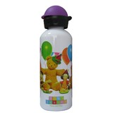 Cheeki 500ml Bottle - Play School White
