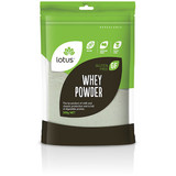 Lotus Whey Powder 500g SHORT DATED