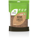 Lotus Organic Brown Linseed (Flax) 500g