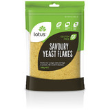 Lotus Nutritional Yeast Flakes 100g (Savoury Yeast)