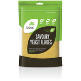 Lotus Nutritional Yeast Flakes 200g (Savoury Yeast)