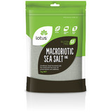 Lotus Macrobiotic Sea Salt Fine 1kg