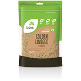 Lotus Organic Golden Linseed 500g