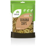 Lotus Organic Banana Chips 150g
