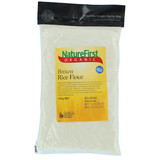 Nature First Organic Brown Rice Flour 500g