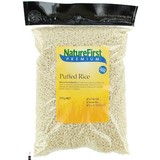 Nature First Puffed Rice 375g