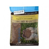 Kialla Organic Linseed 5kg (calico bag)