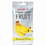 AbsoluteFruitz Freeze Dried Banana Slices 20g