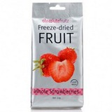 AbsoluteFruitz Freeze-Dried Whole Strawberries 20g