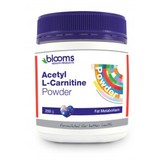 Blooms Acetyl L-Carnitine Powder 250g
