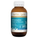 Herbs Of Gold B Complete Sustained Release 120 Tablets