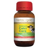 Herbs Of Gold Children's Calci Care 60 Chewable Tablets