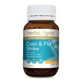 Herbs Of Gold Cold And Flu Strike 30t