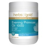 Herbs of Gold Evening Primrose Oil 1000 400 Capsules