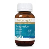 Herbs Of Gold Magnesium Forte 120 Tablets