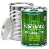 Australian Supergrass Powder 600g