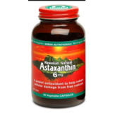 Hawaiian Natural Astaxanthin 6mg 90 Caps