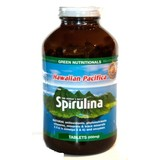 Hawaiian Pacifica Spirulina 480mg 60 Capsules