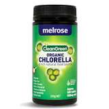 Melrose Health Organic Clean Green Chlorella 500mg 500 Tablets