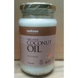 Melrose Health Organic Refined Coconut Oil 300g