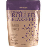 Melrose Flaxseed Organic Rolled Seeds 350g