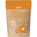 Melrose Health Organic Omega Gold Flaxmeal Powder 500g (Linseed Meal)