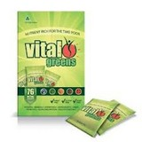 Vital Greens Powder 10g Sachet 10 Pack