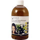 Nature's Goodness Olive Leaf Mouth Wash 500ml