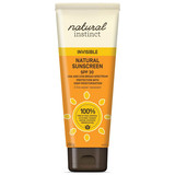 Natural Instinct Invisible Sunscreen 200g