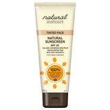 Natural Instinct Tinted Face Sunscreen 50g