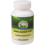 Nature's Sunshine Herbal Blood Tonic 445mg 100 Capsules