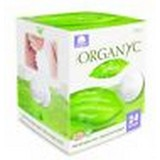 Organyc Baby Cotton Nursing Pads 24 Pack