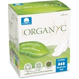 Organyc Ultra Thin Pads Moderate Flow With Wings 10 Pack