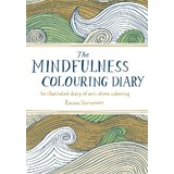 Mindfulness Colouring Diary By Emma Farrarons