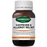 Thompson's Hayfever & Allergy Relief 60 Tablets