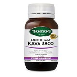 Thompson's One-a-day Kava 3800mg 60 Tablets