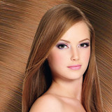 Tints of Nature Semi-Permanent Hair Colour Copper Brown