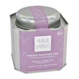 Tea Tonic Throat Soother Tea Tin 130g Organic