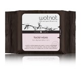 Wotnot Facial Wipes Oily Sensitive Skin 25 Pack
