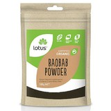 Lotus Organic Baobab Powder 100g