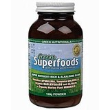 Green Superfoods 600mg 120 Capsules