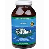 Mountain Organic Spirulina 500mg 500 Tablets