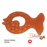 Natural Rubber Soothers Teether Single
