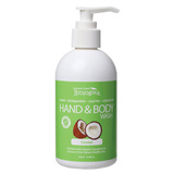 Biologika Coconut Hand and Body Wash 250ml